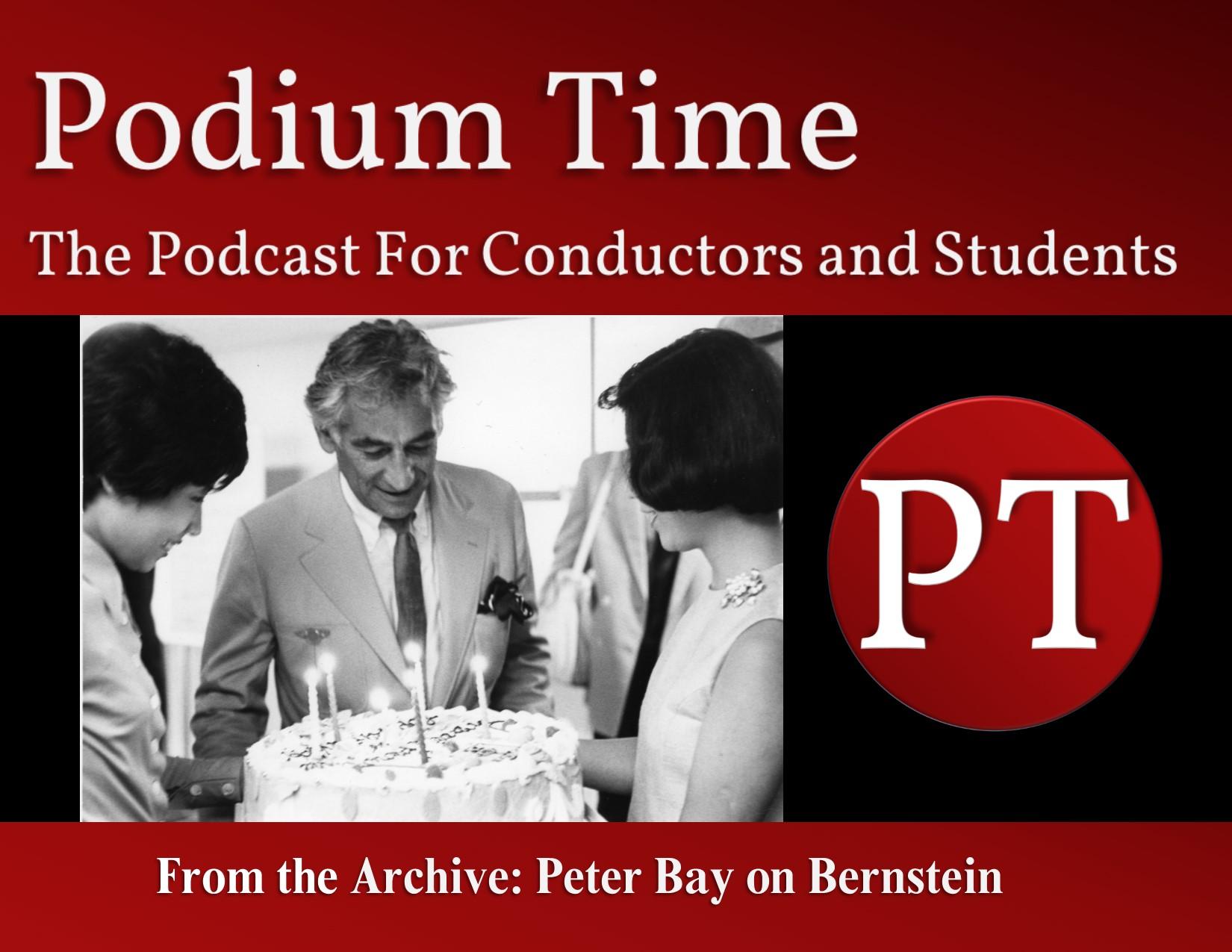 Bernstein Birthday w Bay