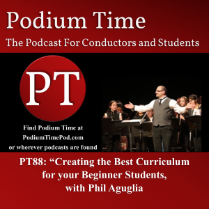 "Image for PT88: ""Creating the Best Curriculum for your Beginner Students,"" with Phil Aguglia"